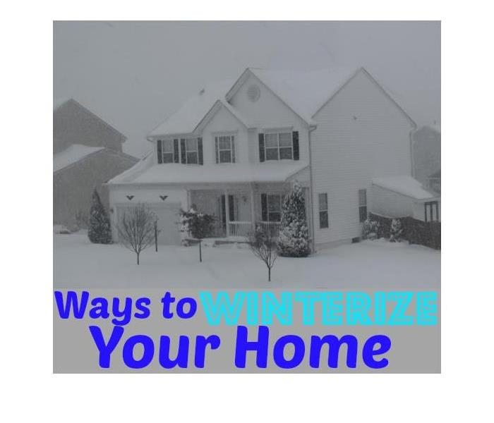 Storm Damage How to prepare your home for the cold winter days