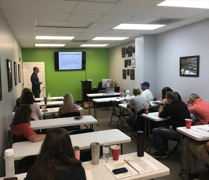Why SERVPRO IICRC Training