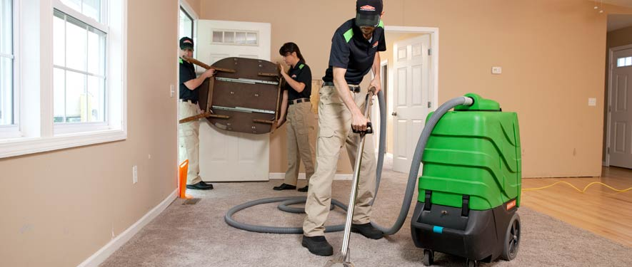 Richmond Hill, GA residential restoration cleaning
